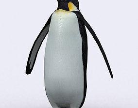 3DRT - Penguin animated