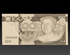 3D print model 100 RMB