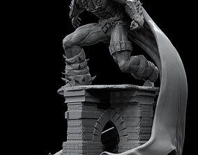 statue 3D printable model Spawn