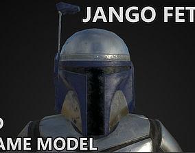 Jango Fett 3D model