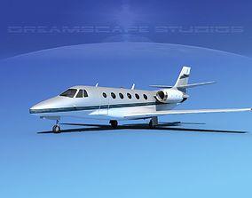 Cessna C560XL Citation V01 3D model