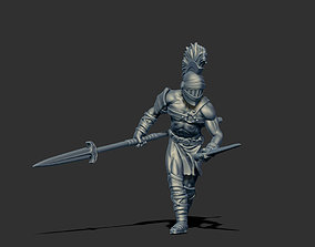 character Gladiator - Asper 35mm scale - 3D print model