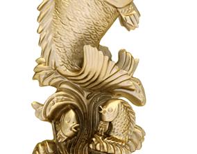fish jewelry 3D printable model