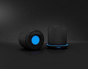 Speakers Sophia 3D model