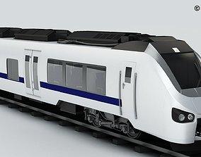 Commuter Train Generic 3D