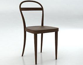 3D model Thonet Muji chair