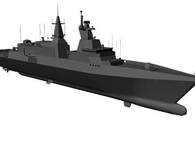 3D model MEKO A-200