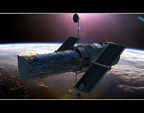 3D model Hubble Telescope