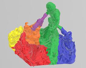 3D print model Doom-Knee Deep In The Dead