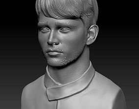3D printable model Charles Leclerc