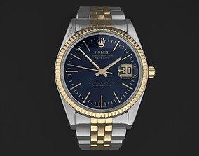 Rolex Datejust mens watch 3D