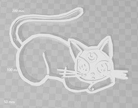 3D print model Sailor Moon Cookie cutter bundle