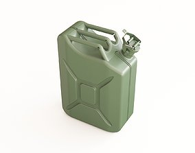3D Canister military