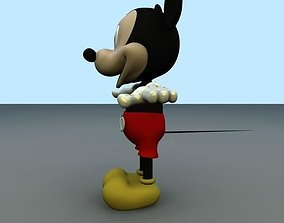 3D model Mickey Mouse