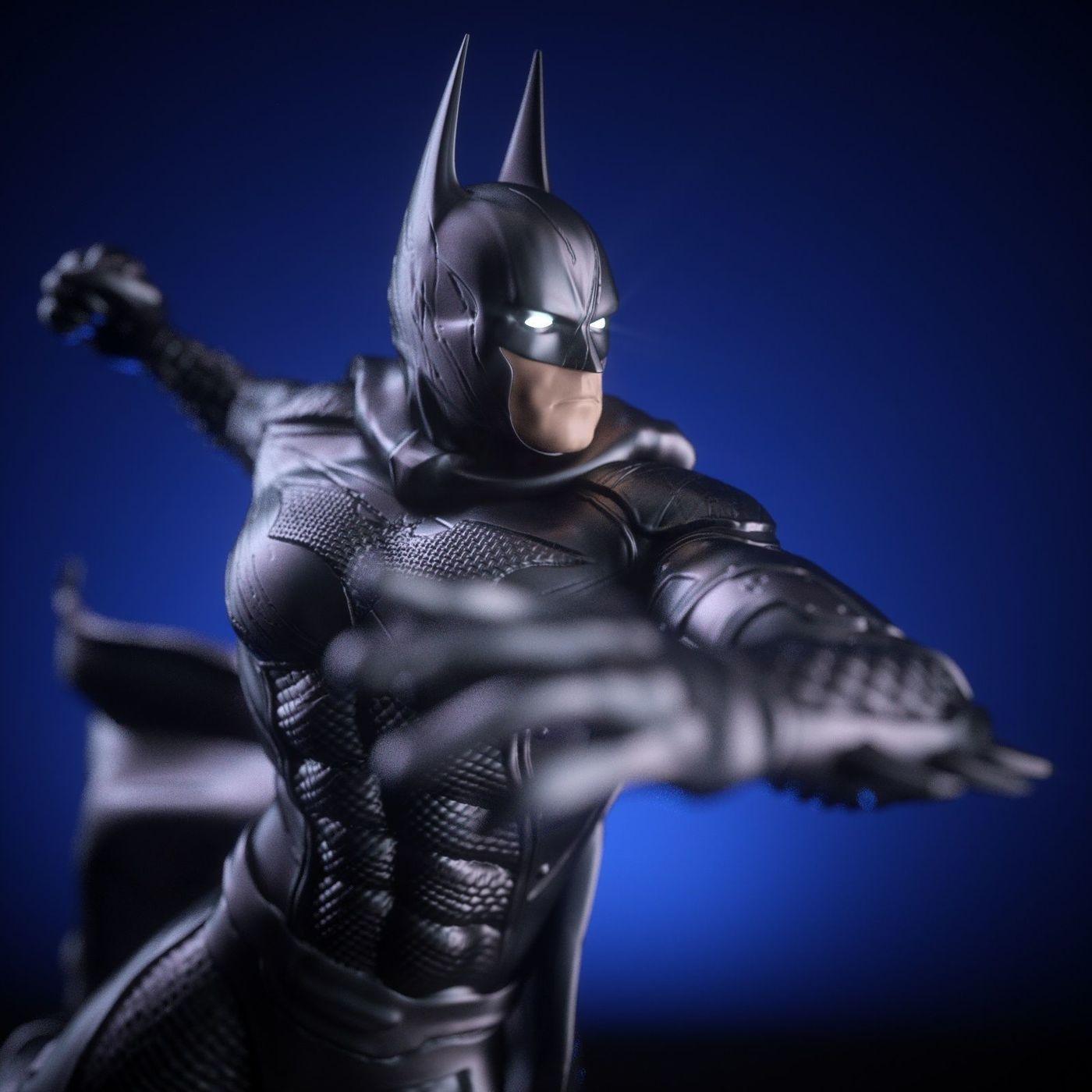 Batman Battle Pose