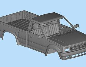 Mazda B series B2600 B2200 Regular Cab 3d print rc car 1