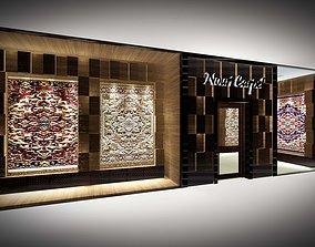3D asset shopfront