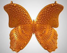 3D printable model Butterfly Pendant bug
