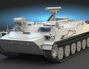 3D 9K114 Shturm-S High Poly
