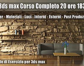 videocorso3dsmax Corona in 3ds max Guida Completa 3 mesi