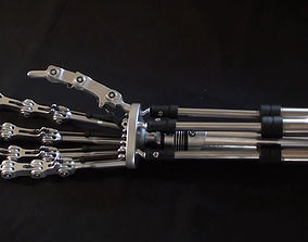 Terminator arm that works 3D print model