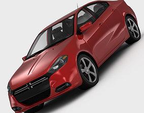3D Dodge Dart RT 2013