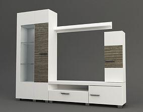 Modern Hardy TV Unit 3D model