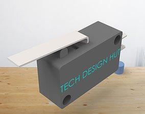 3D model MICRO SWITCH