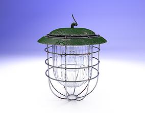 Industrial Lantern farm 3D model