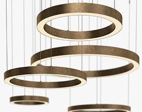 Henge - Light ring horizontal 3D model