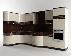 3D model Kitchen Kuchenberg Tempo Linea