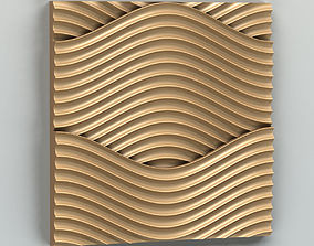 3D Wall panel 013