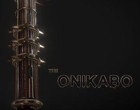 3D asset Onikabo