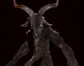 3D model Demon 2