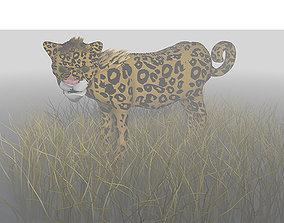 3D printable model Cheetah