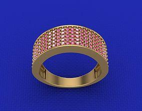 rings ring for woman 3D print model