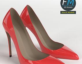 3D model Shoes 1