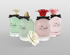 3D Dolce and Gabbana Dolce Collection
