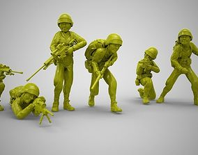 Toy Soldiers 3D printable model