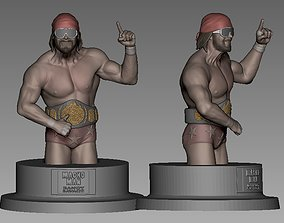 Randy Savage Statue 3D printable model