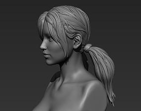 3D Hair 08