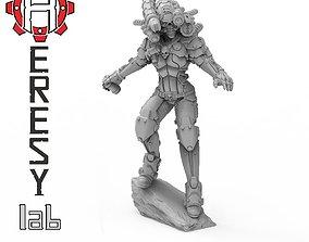3D print model Heresylab - Assassin Jade Devil
