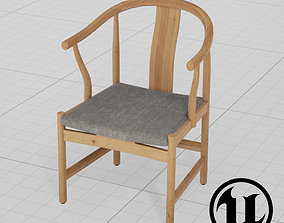 3D model Hans J Wegner China Chair UE4
