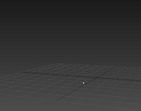 3D model parkour monkey dash 2-jump 7-