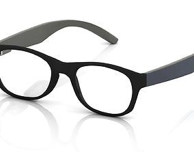 Eyeglasses for Men and Women 3D printable model wear