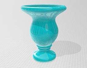 Urn vase 3D print model