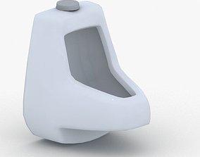 1621 - Urinal 3D asset