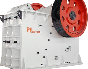 3D PE900x1200 JAW CRUSHER