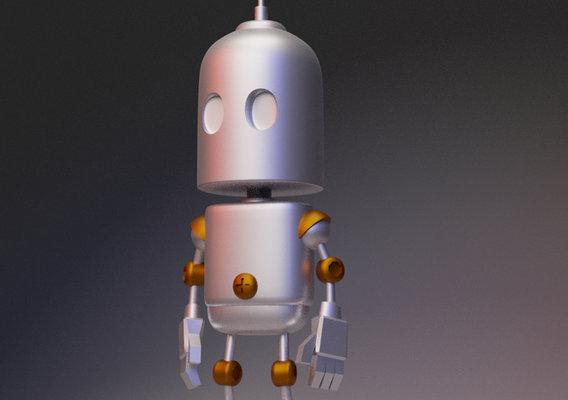 Matt Dixon Style Robot