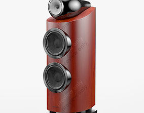 3D Bowers and Wilkins 800 D3 Rosenut